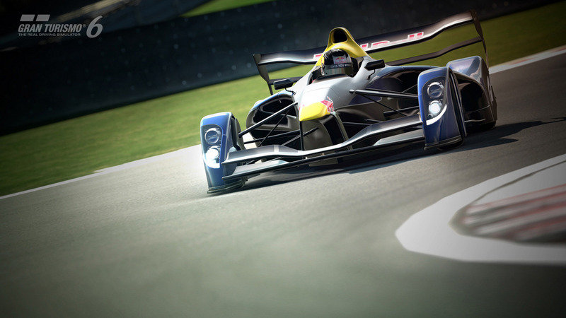 Gran Turismo 6 Releases Red Bull DLC Pack