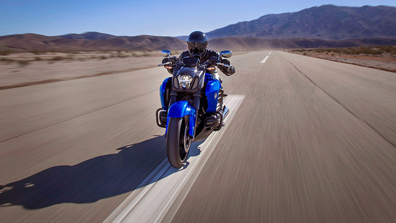 2014 Honda Gold Wing Valkyrie Exterior - image 534465