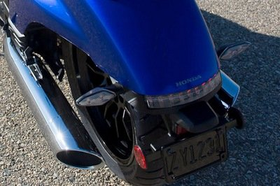 2014 Honda Gold Wing Valkyrie Exterior - image 534457