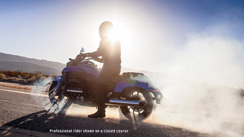 2014 Honda Gold Wing Valkyrie Exterior - image 534453