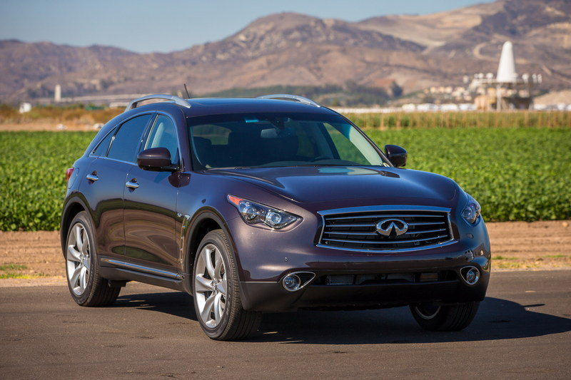 Infiniti Qx70 Reviews Specs Prices Photos And Videos Top Speed