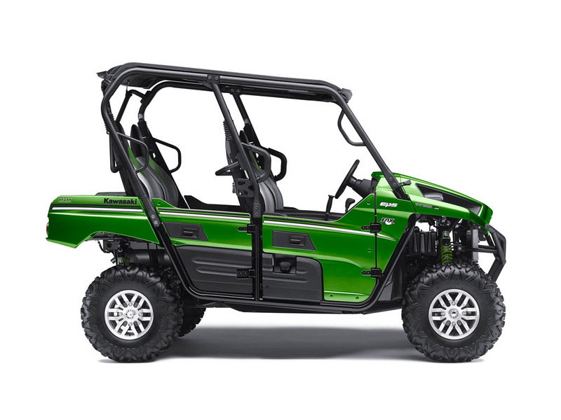 2014 kawasaki teryx4 le high resolution exterior - image 536219