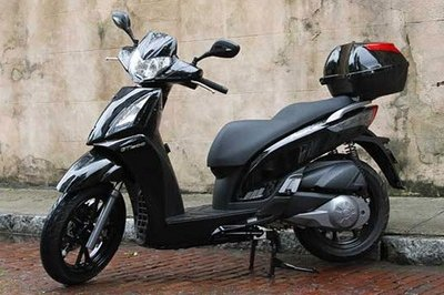 2014 - 2017 KYMCO People GT 300i Exterior - image 535497