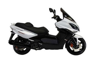 2014 - 2017 KYMCO Xciting 500 Ri ABS