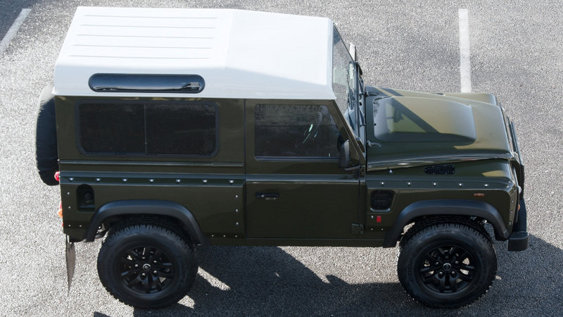 2013 Land Rover Defender 2.2 by Kahn Design High Resolution Exterior - image 534785