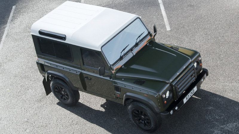 2013 Land Rover Defender 2.2 by Kahn Design High Resolution Exterior - image 534784