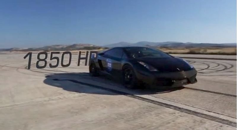 Video: Meet The World's Fastest Lamborghini Gallardo By Underground Racing