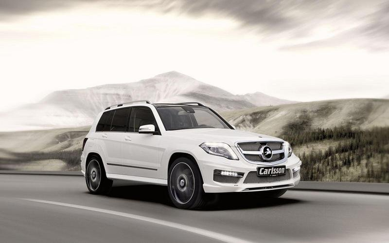2013 Mercedes GLK By Carlsson