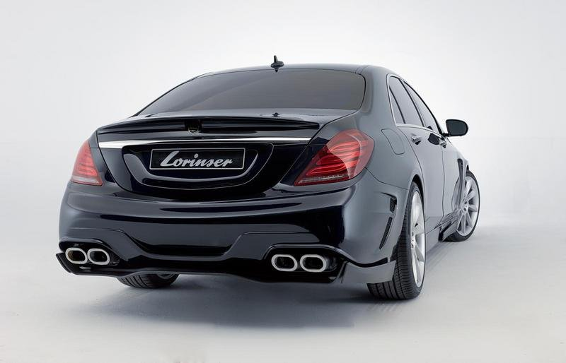 2014 Mercedes S-Class by Lorinser High Resolution Exterior - image 534575