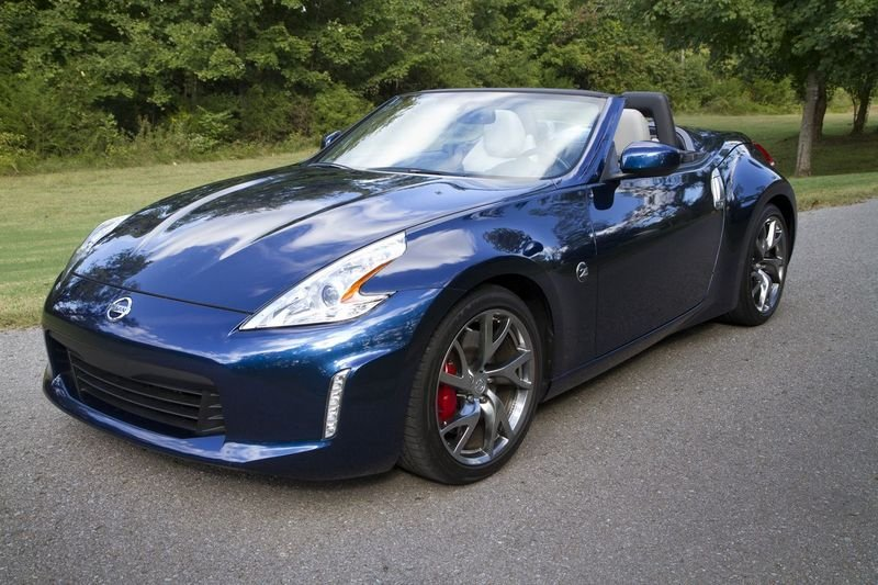 2014 - 2016 Nissan 370Z Roadster High Resolution Exterior - image 536833