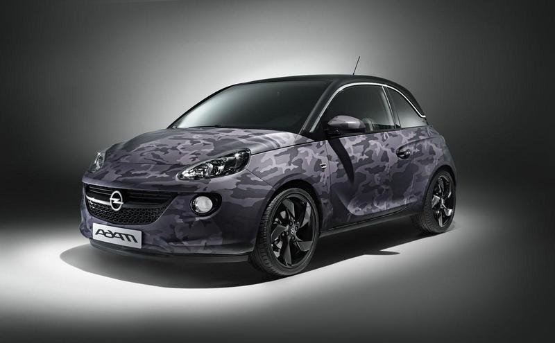 2014 Opel Adam by Bryan Adams