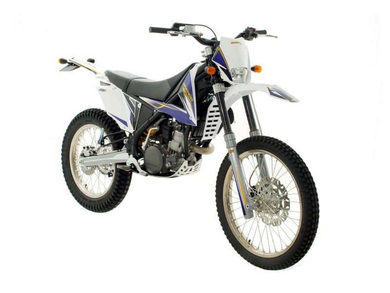 2013 Sherco X Ride 125 High Resolution Exterior - image 536108