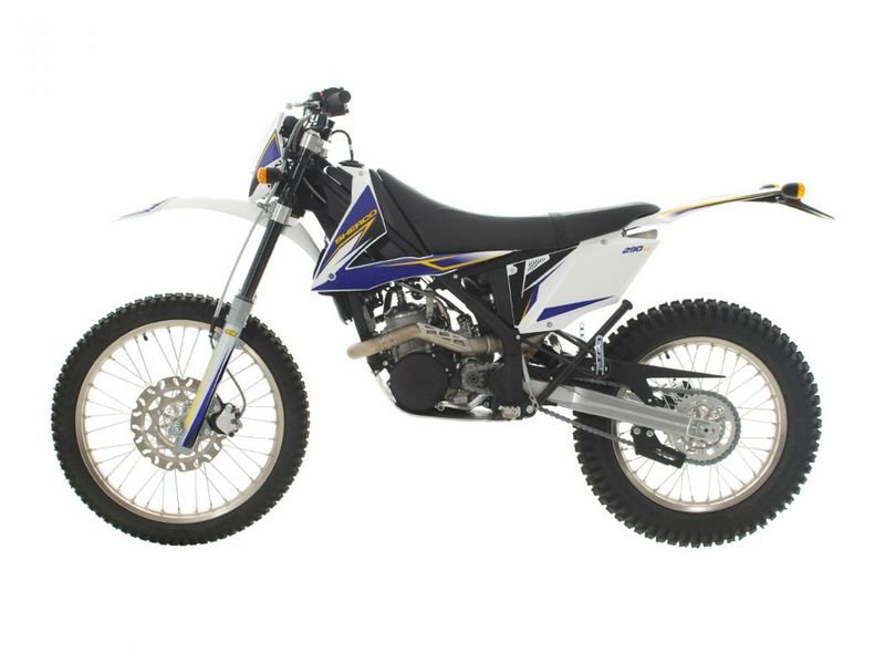 2013 Sherco X Ride 125 High Resolution Exterior - image 536110
