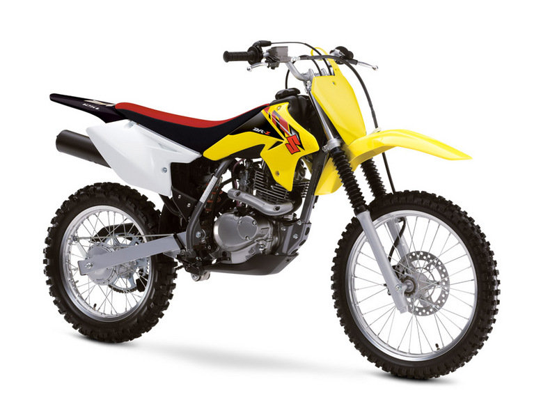 2014 Suzuki DR-Z125L High Resolution Exterior - image 536372