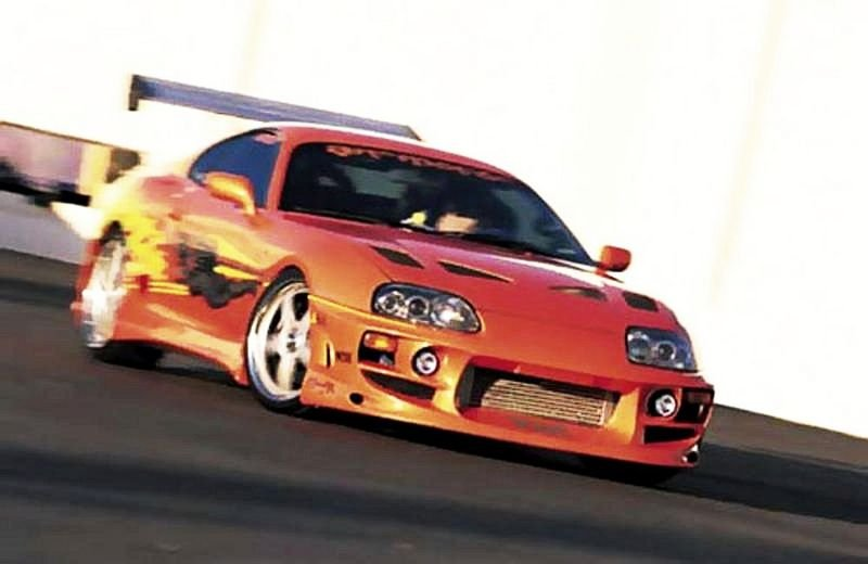 "1995 Toyota Supra Turbo MK-IV ""The Fast and the Furious"" High Resolution Exterior - image 534540"