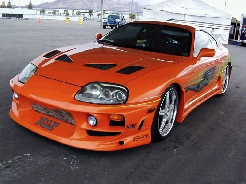 "1995 Toyota Supra Turbo MK-IV ""The Fast and the Furious"" Exterior - image 534541"