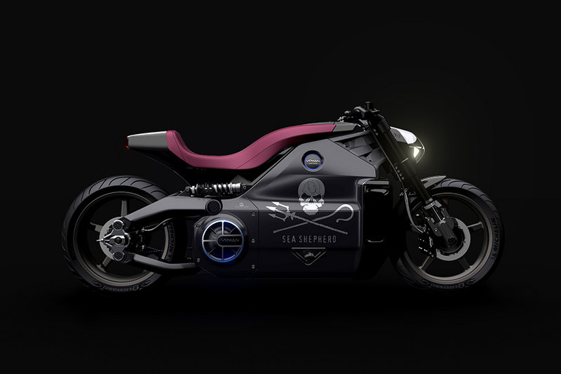 Voxan Wattman Electric Motorcycle Goes By The Wayside
