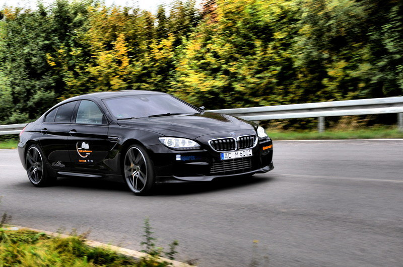 The BMW M6 Gran Coupe by AC Schnitzer Becomes the Fastest BMW at Nardo