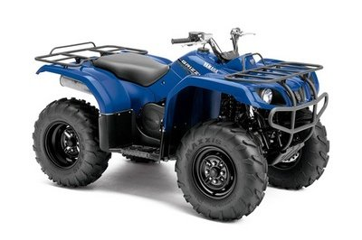 2014 Yamaha Grizzly 350