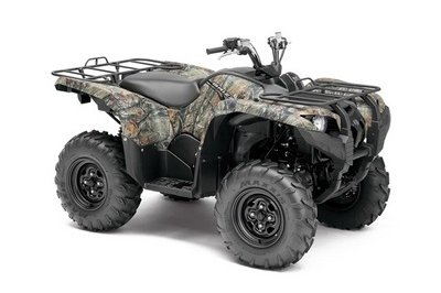 2014 Yamaha Grizzly 550 FI