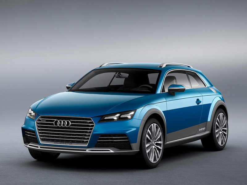 2014 Audi Allroad Shooting Brake Concept High Resolution Exterior Wallpaper quality - image 537822