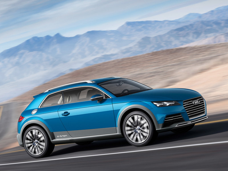 2014 Audi Allroad Shooting Brake Concept High Resolution Exterior - image 537825