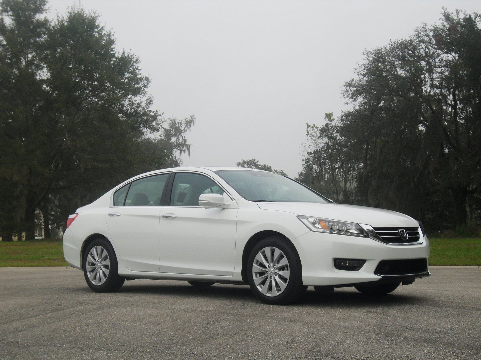 2014 Honda Accord Touring Driven Top Speed