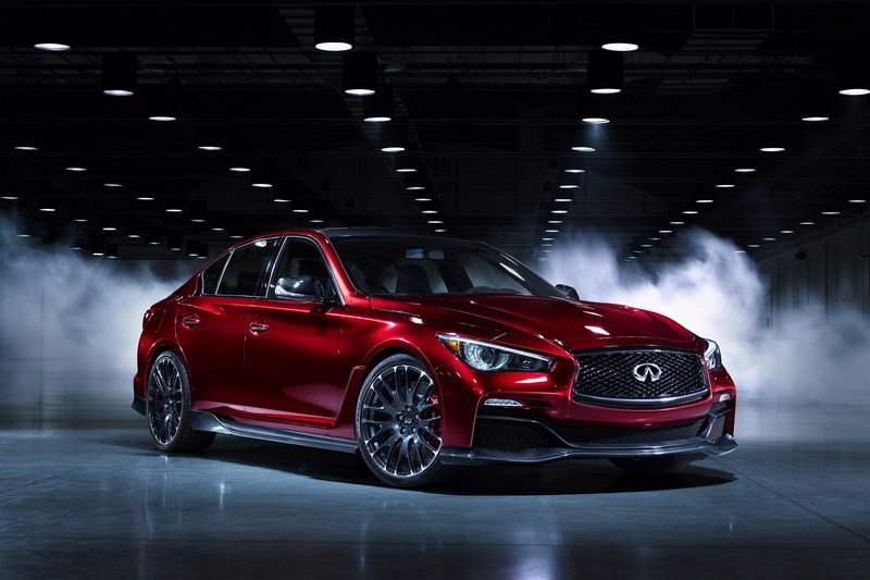 Infiniti Q50 Eau Rouge May be Put on Ice