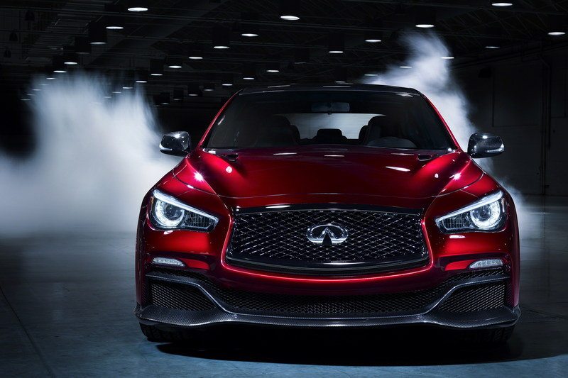 2014 Infiniti Q50 Eau Rouge High Resolution Exterior - image 537949