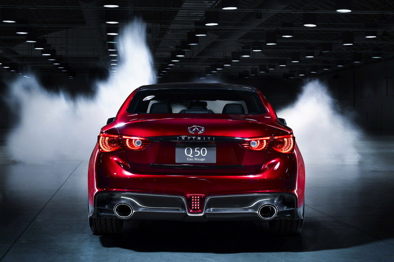 2014 Infiniti Q50 Eau Rouge High Resolution Exterior - image 537950