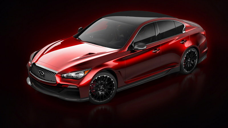 2014 Infiniti Q50 Eau Rouge High Resolution Exterior - image 537187