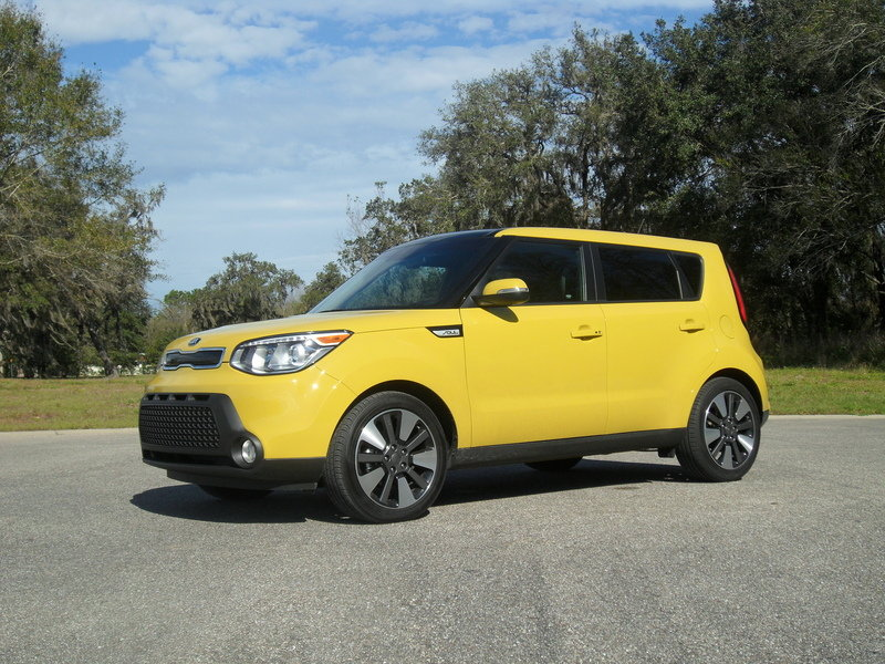2014 Kia Soul High Resolution Exterior - image 539355