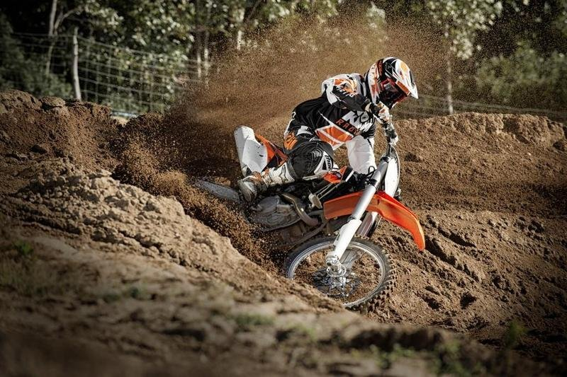 2014 KTM 350 XC-F High Resolution Exterior - image 537905