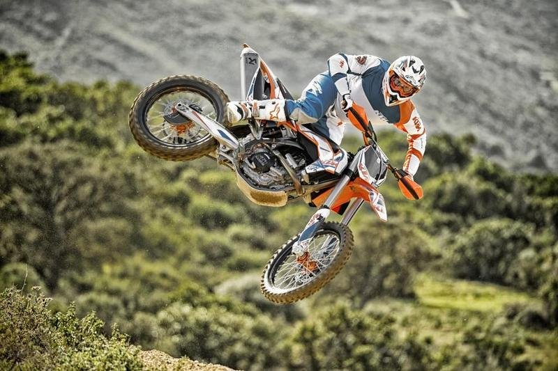 2014 KTM 350 XC-F High Resolution Exterior - image 537906
