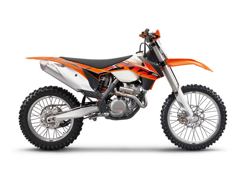 2014 KTM 350 XC-F High Resolution Exterior - image 537910