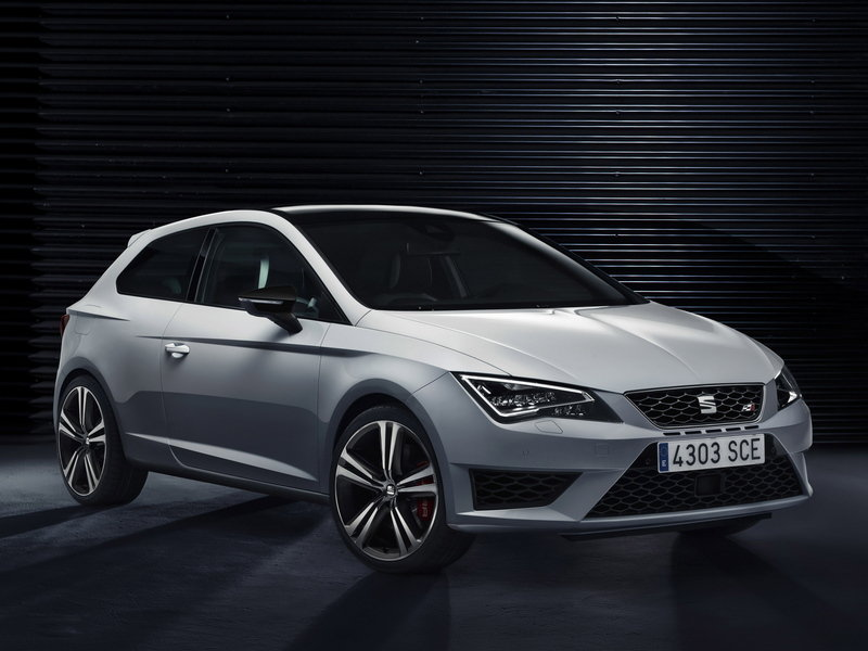 2014 Seat Leon SC Cupra 280 High Resolution Exterior Wallpaper quality - image 537541