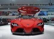 2014 Toyota FT-1 Concept - image 538461