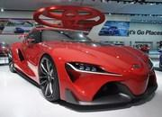 2014 Toyota FT-1 Concept - image 538458