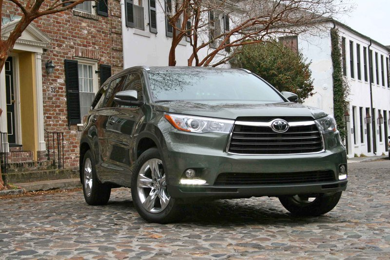 2014 Toyota Highlander - Driven
