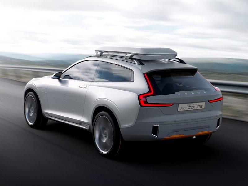 2014 Volvo Concept XC Coupe High Resolution Exterior - image 537590