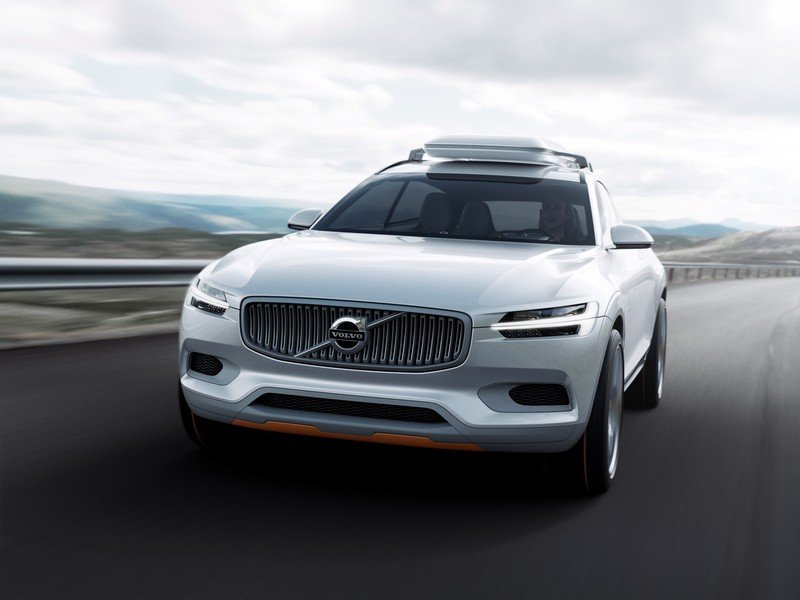 2014 Volvo Concept XC Coupe High Resolution Exterior - image 537592