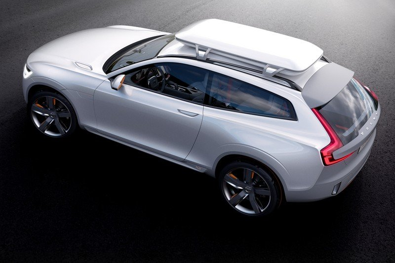 2014 Volvo Concept XC Coupe High Resolution Exterior - image 537593