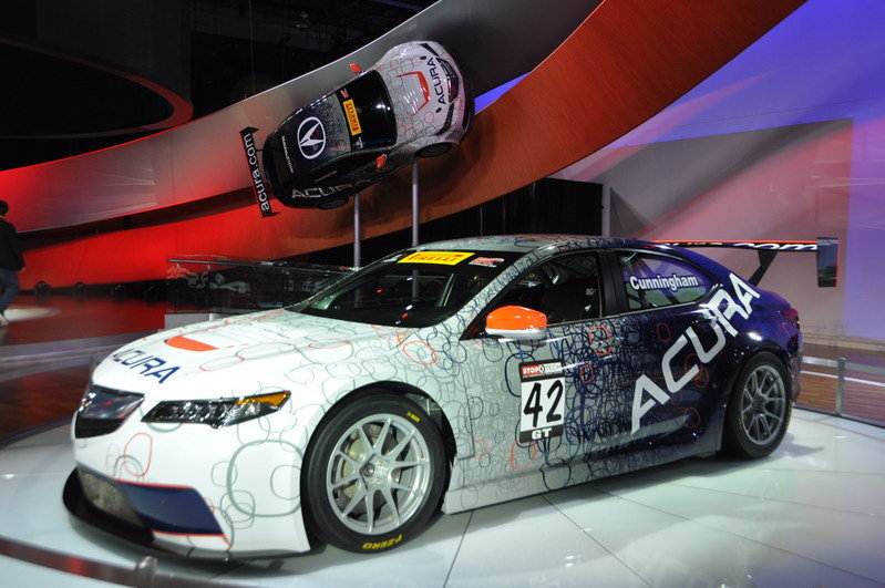 2015 acura tlx gt race car review top speed. Black Bedroom Furniture Sets. Home Design Ideas