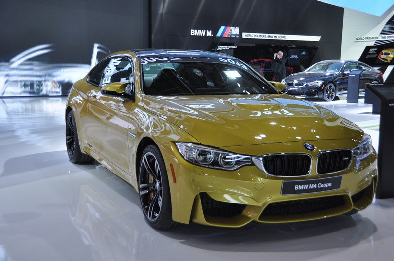 2015 Bmw M4 Coupe Top Speed