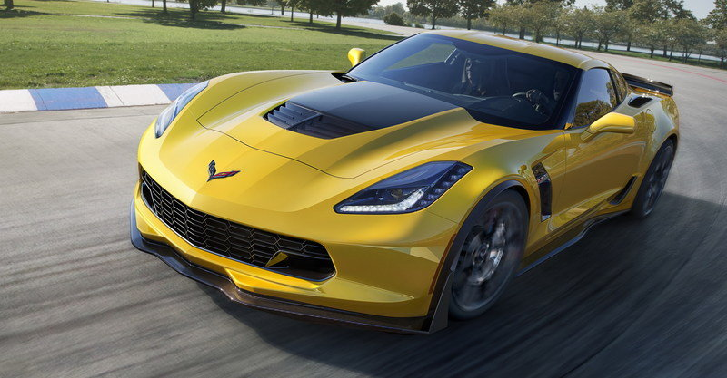 2015 Chevrolet Corvette Z06 High Resolution Exterior - image 538109