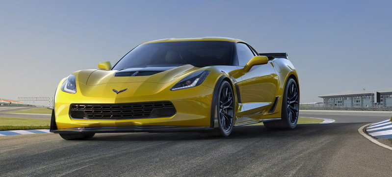 2015 Chevrolet Corvette Z06 High Resolution Exterior - image 538110