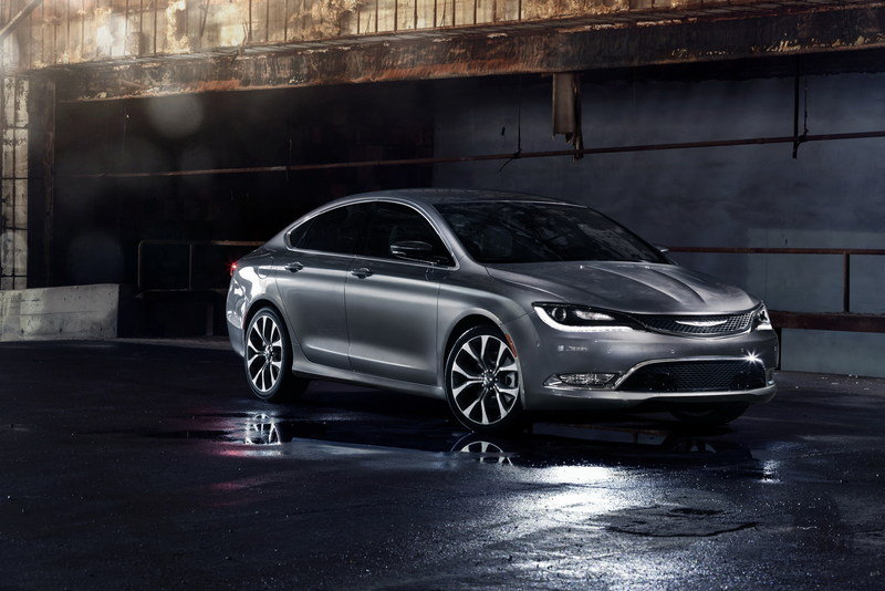2015 Chrysler 200 High Resolution Exterior Wallpaper quality - image 538054