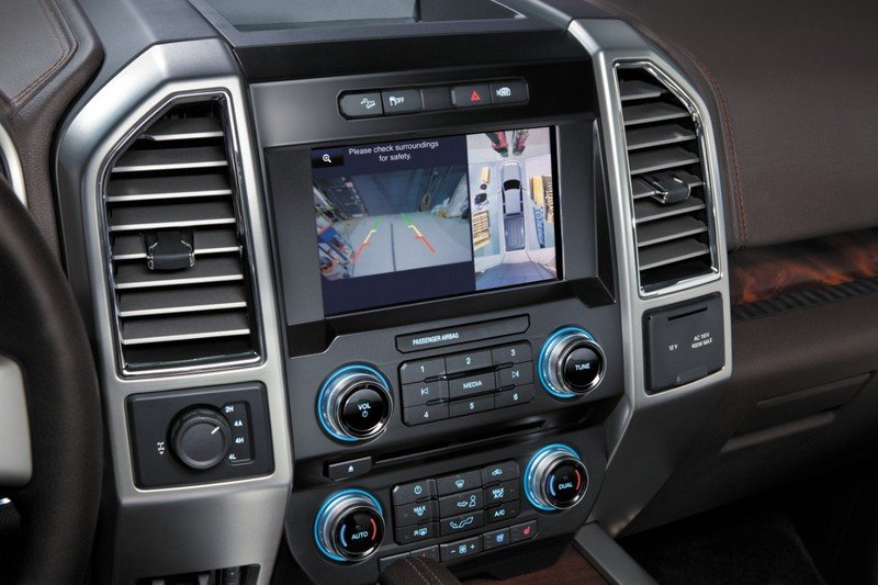2015 Ford F-150 Interior - image 538824