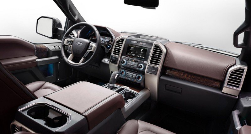 2015 Ford F-150 High Resolution Interior - image 538829