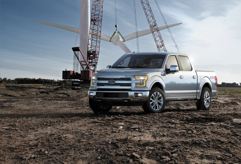 2015 Ford F-150 High Resolution Exterior - image 538820